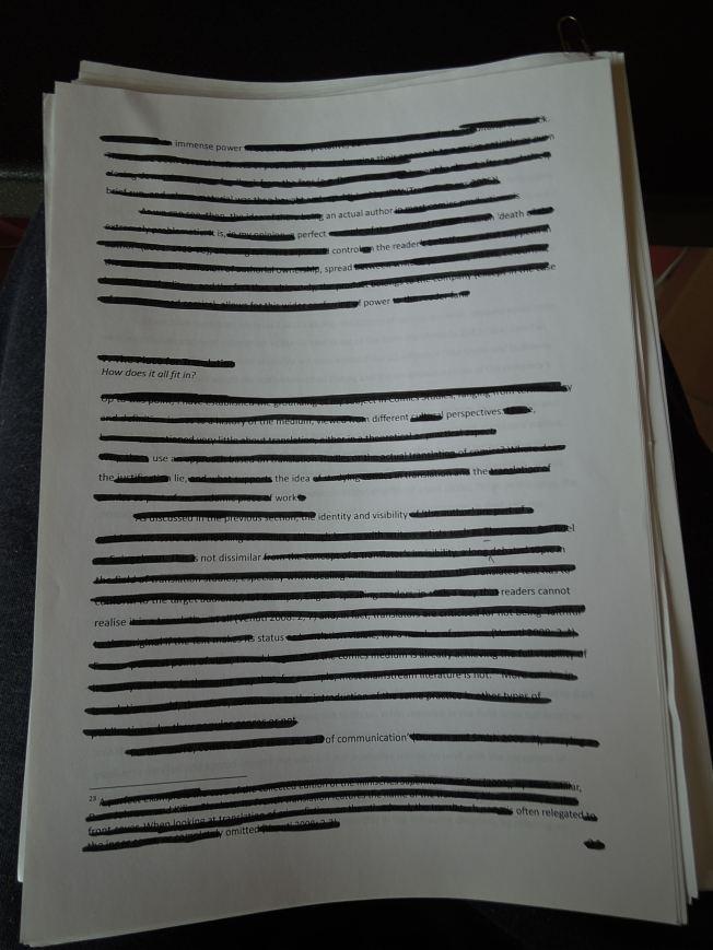 redacted